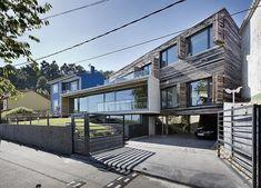 Dezanove House by Iñaki Leite Architects