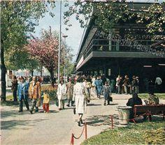 Bratislava výstavné pavilóny v PKO /Park kultúry a oddychu/.Pred rokmi tam bývala aj výstava kvetov Flóra Bratislava, Dolores Park, Flora, Nostalgia, Street View, Travel, Pictures, Photograph Album, Viajes
