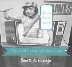 Está no ar o primeiro post sobre a coleção de discos aqui de casa! \o/  http://www.bilhetedagarrafa.com.br