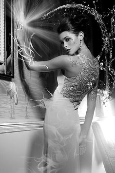 Rookwood Studio Mermaid Wedding, One Shoulder Wedding Dress, Fantasy, Studio, Wedding Dresses, People, Fashion, Film Noir, Bride Dresses