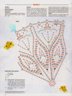 Crochet: Napkins