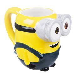 Amazon.de: Minions Bob 3D Tasse mit Duftanhnger
