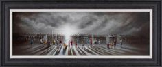 The Passion, by Bob Barker #new #art #football #childhood