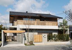 akio kamiya architect & associates, koori, japan