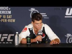 MMA UFC 203 Mickey Gall post-fight press conference interview