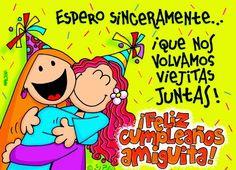 #FelizCumpleaños  #Cumpleaños  Feliz Cumpleanos Amiga