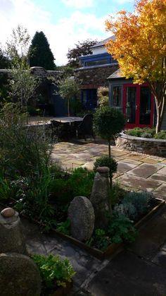 Town Gardens > Rathbone Partnership Landscape Architects - Landscape Architecture and Garden Design Practice, Modbury, Devon, UK