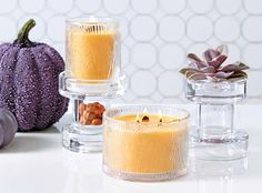 Get that autumnal cosy feeling with Nature's Light wooden wick candles! Seasonal Decor & Scents to get you in the spirit! http://www.partylite.co.uk/home.html