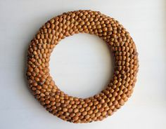 Acorn wreath from Little Things Bring Smiles