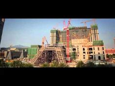 The Parisian Macao set to open in the late 2016