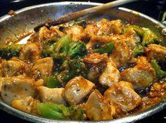 Chicken and Broccoli Stir Fry Recipe