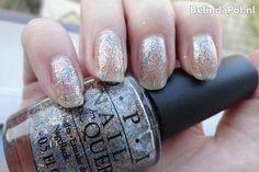 O.P.I. Nagellak Swatch Nicki Minaj Save Me Nail polish