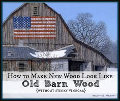 How to make new wood