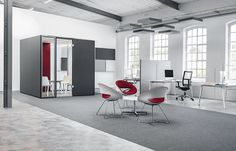 CAS ROOMS - Designer Office Pods from Carpet Concept ✓ all information ✓ high-resolution images ✓ CADs ✓ catalogues ✓ contact information ✓. Architecture People, Concept Architecture, Interior Architecture, Cas, Office Pods, Space Dividers, Building Concept, Room Carpet, Acoustic Panels