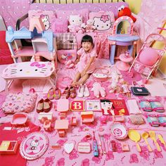 everything pink | ... with all things pink she started digging deeper into the issue the
