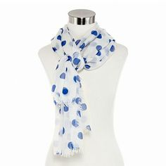 Mixit® Classic Dot Scarf - JCPenney