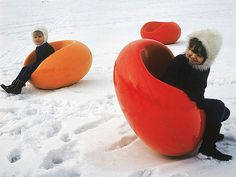 Eero Aarnio's Gyro Chair #onmylist