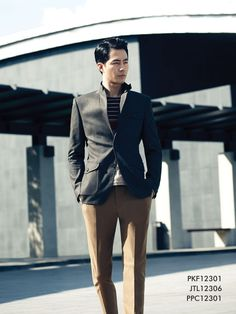 Jo In Sung for Parkland