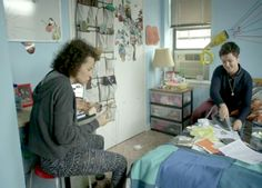 Get the Look of the Broad City Girls' Eclectic NYC Apartment via Brit   Co
