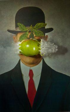 Alan Sailer photography. Super Stuff. Magritte Massacre by alan_sailer, via Flickr