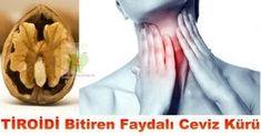 Tiroid rahatsızlıkları kişinin hayatını olumsuz etkiler. Tiroid için Ahmet Maranki'nin önerdiği ceviz kürü şöyle yapılıyor: Bir kaç ...