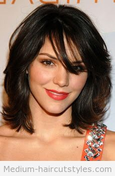 medium hairstyles for women 2014 (1)