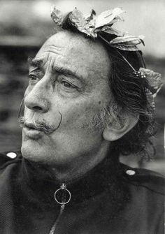 Salvador Dali | by Robert Whitaker