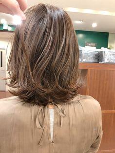 Cute Bob Haircuts, Medium Hair Styles, Long Hair Styles, Cabello Hair, Shot Hair Styles, Hair Color Highlights, Auburn Hair, Hair Designs, Hair Inspo