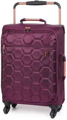 Luggage & Bags Well-Educated Fashion Popular Trolley Suitcase Bag Boarding Portable Rolling Luggage Mini Carry On Suitcase Women Business Travel Bag 16 Inch Excellent In Cushion Effect Carry-ons