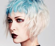 scene hair for girls with short hair front and back - Google Search