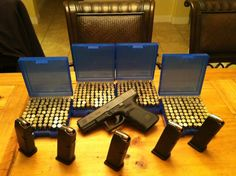Glock 19 Gen 4. Glock 19 Gen 4, Survival Stuff, Personal Defense, Guns And Ammo, Firearms, Hand Guns, Weapons, Safety, Military