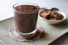 Čokoládovo banánový chia pudink   S vášní pro jídlo...   Bloglovin'