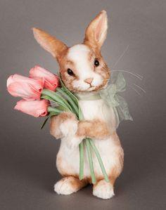 Tulip, Spring Bunny by R. John Wright