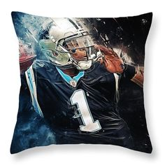 cam newton, carolina, panthers, football, stadium, grass, goal, touchdown, ball, defense, offence, nfl, helmets, sports action, super bowl, mixed media, broncos, hall of fame, painting, great, legend, sports art, cam newton poster, office, office decor, waiting room, game room, man cave, mancave, media room, cafe decor, restaurant, lobby, bar, pub, cafe, home decoration, home decor, living room, kitchen decor, bathroom decor, wall art, gift poster, gift ideas, poster, print