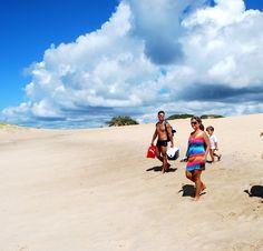 Sand Dune in Brazil