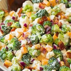 Broccoli Apple Salad - Cooking Classy