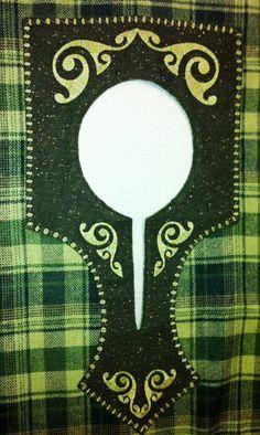 Dit is de vorm die op de tuniek wordt gebruikt als deze plat ligt