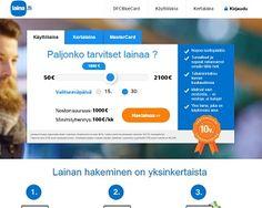 Laina.fi - Lainaa 600 - 2500 €   VertaaLainaa.fi
