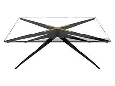 Dean Rectangular Coffee Table by Gabriel Scott - Contemporary Coffee &…
