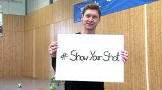 #ShowYourShot-Challenge accepted: Niklas Landin