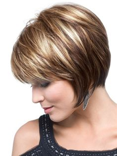 Short Hair Styles - Click image to find more Other Pinterest pins