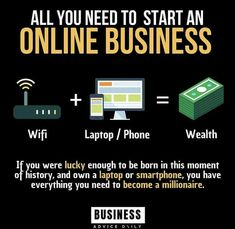 Earning profits has long been connected with traditional ways in the real world. New Business Ideas, Business Money, Business Inspiration, Business Advice, Business Quotes, Business Planning, Online Business, Entrepreneur Quotes, Business Entrepreneur