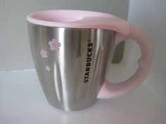 Starbucks City Mug Cherry Blossom Stainless Steel Mug from Various, Taiwan