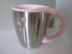Starbucks City Mug Cherry Blossom Stainless Steel Mug from Various, Taiwan