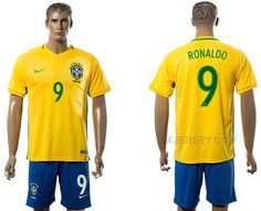 http://www.xjersey.com/201617-brazil-9-ronaldo-home-soccer-jersey.html Only$35.00 2016-17 BRAZIL 9 RONALDO HOME SOCCER JERSEY Free Shipping!