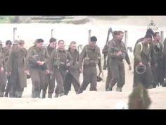 June 14: Dunkirk - movie by Christopher Nolan - Day #17 -BTS