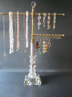 Jewelry Display DIY | Not Going Out Like That