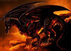 dragão | Dragões, imagens e filmes: Dragão de fogo
