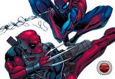Deadpool Vs. Superior Spiderman - Battles - Comic Vine