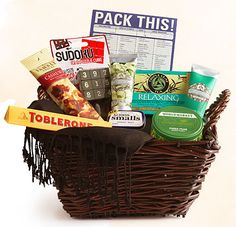 Welcome To Your New Home Gift Basket Gift Ideas Pinterest
